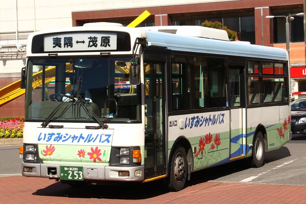 HMC東京 袖ヶ浦200か・253: exhaust note.